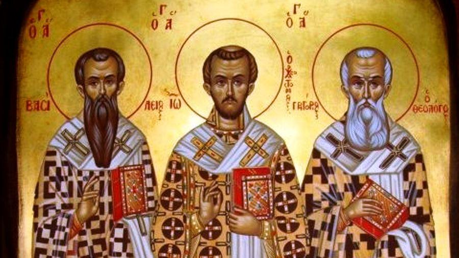 Πρότυπα Χριστιανικής ζωής και συμπεριφοράς κατά τους Τρεις Ιεράρχες - Δεσποτάτο | Εκκλησιαστική Ενημέρωση